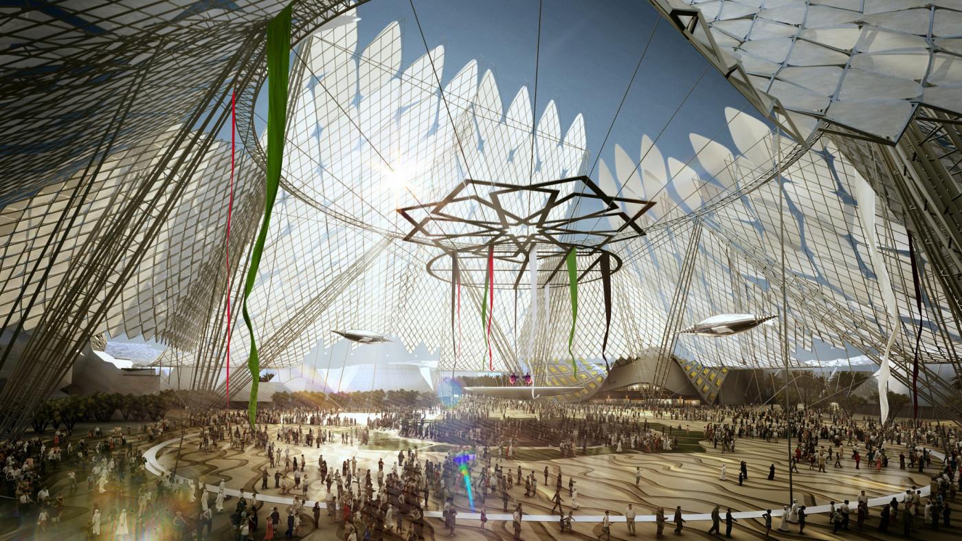 Dubai to host the World Expo 2020