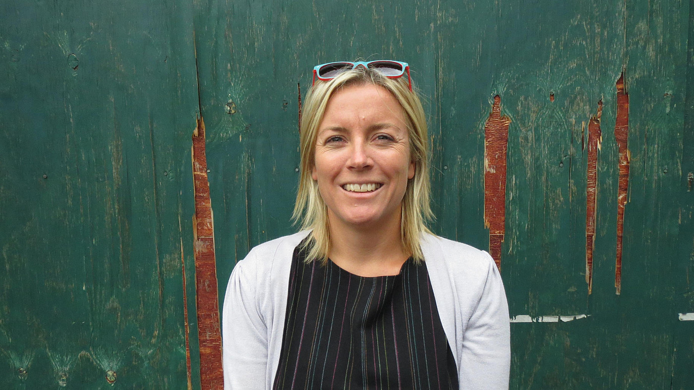 Jackie Hawkins joins Endpoint as Marketing and Brand Director