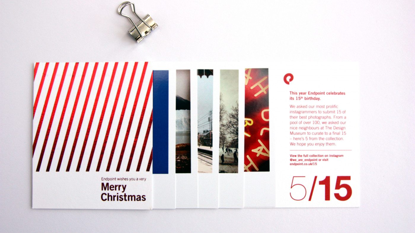 Project 5/15: Christmas Card