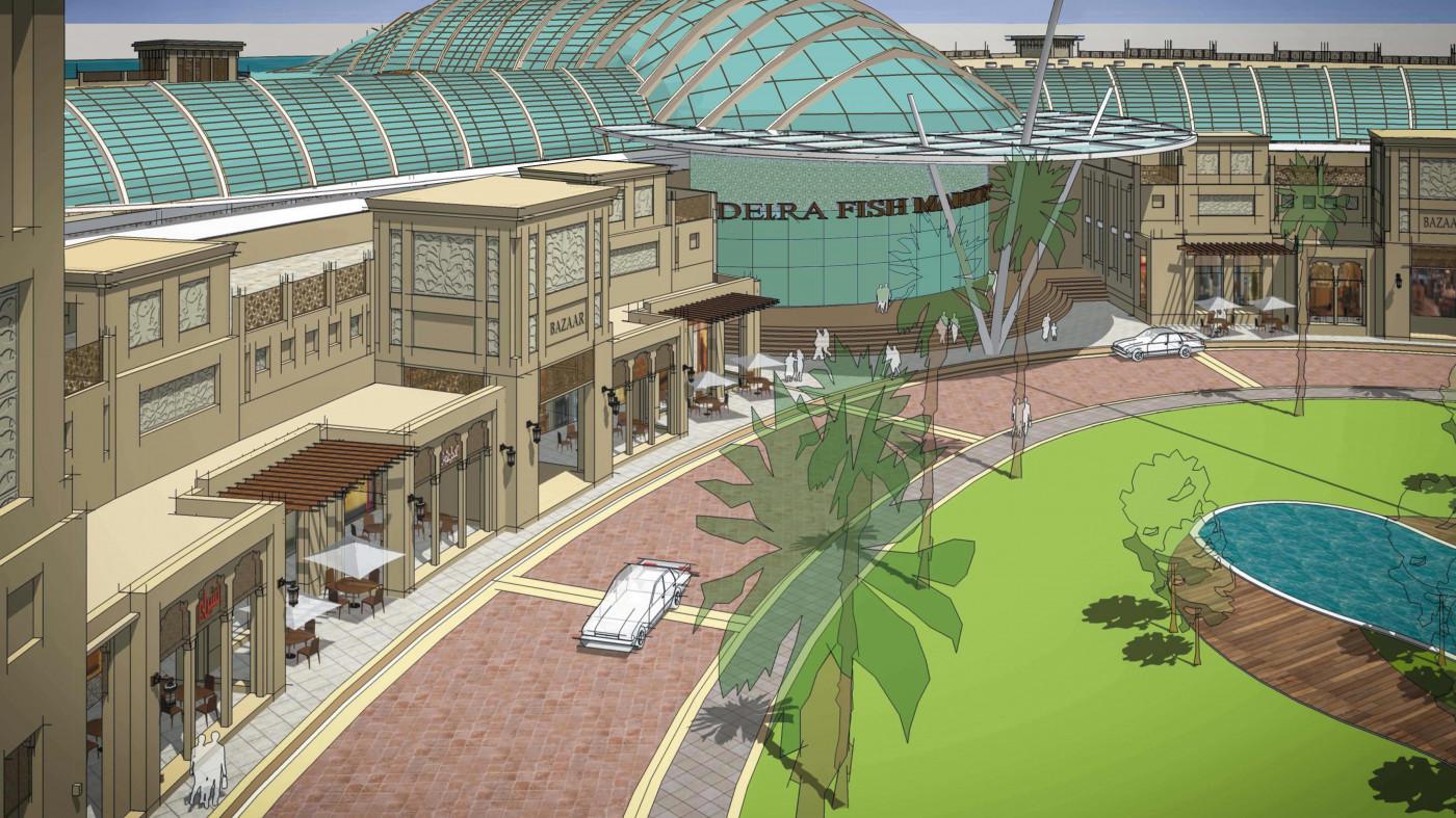 Endpoint wins Deira Fish Market, Dubai