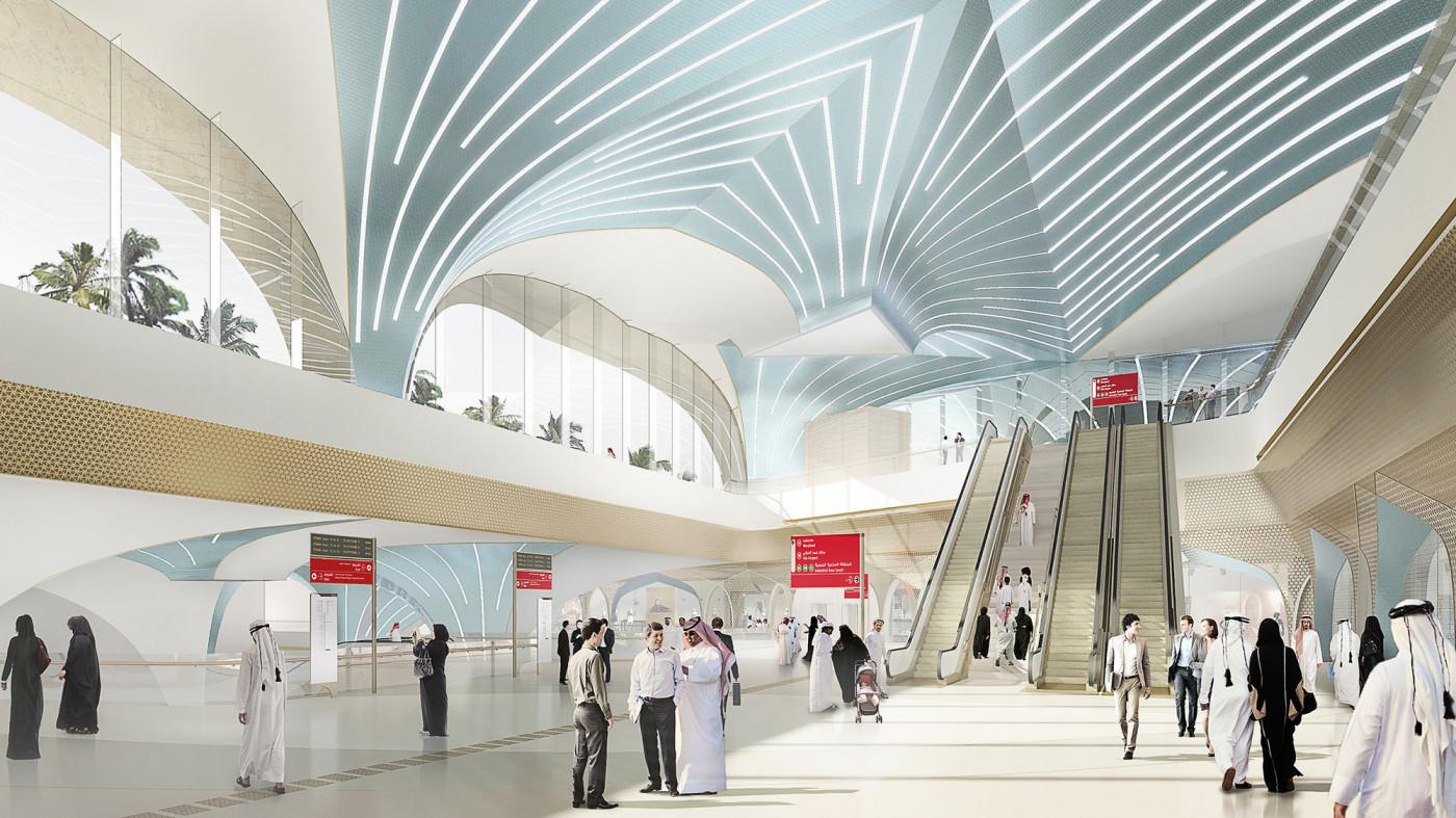 Endpoint wins Doha Metro, Qatar