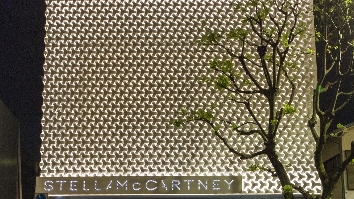 Stella McCartney, Tokyo – images revealed