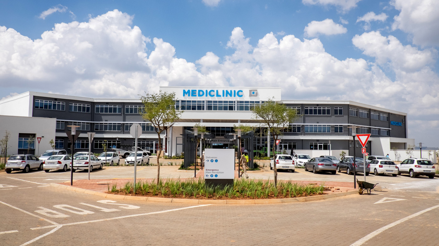 Endpoint wins wayfinding for two hospitals for Mediclinic, Dubai
