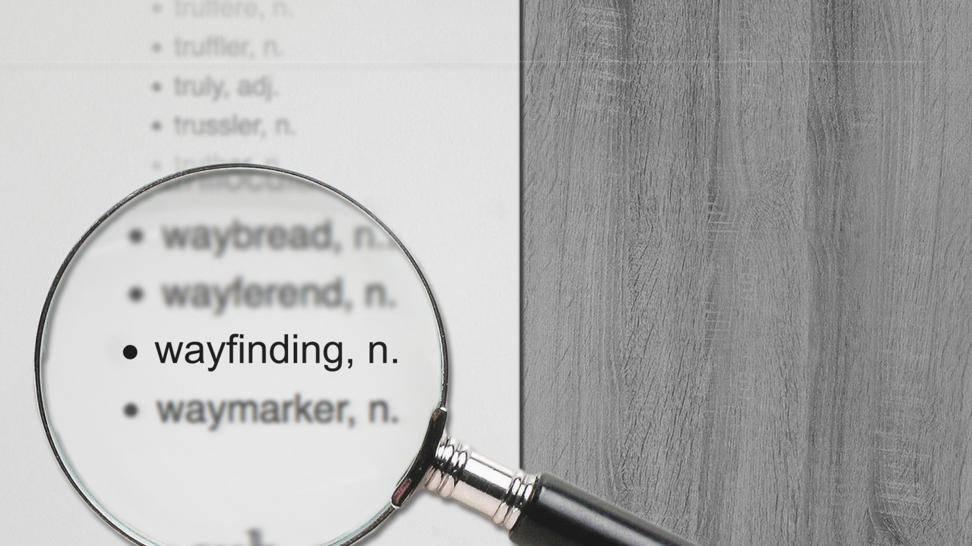 Endpoint succeeds in adding 'Wayfinding' to the Oxford English Dictionary