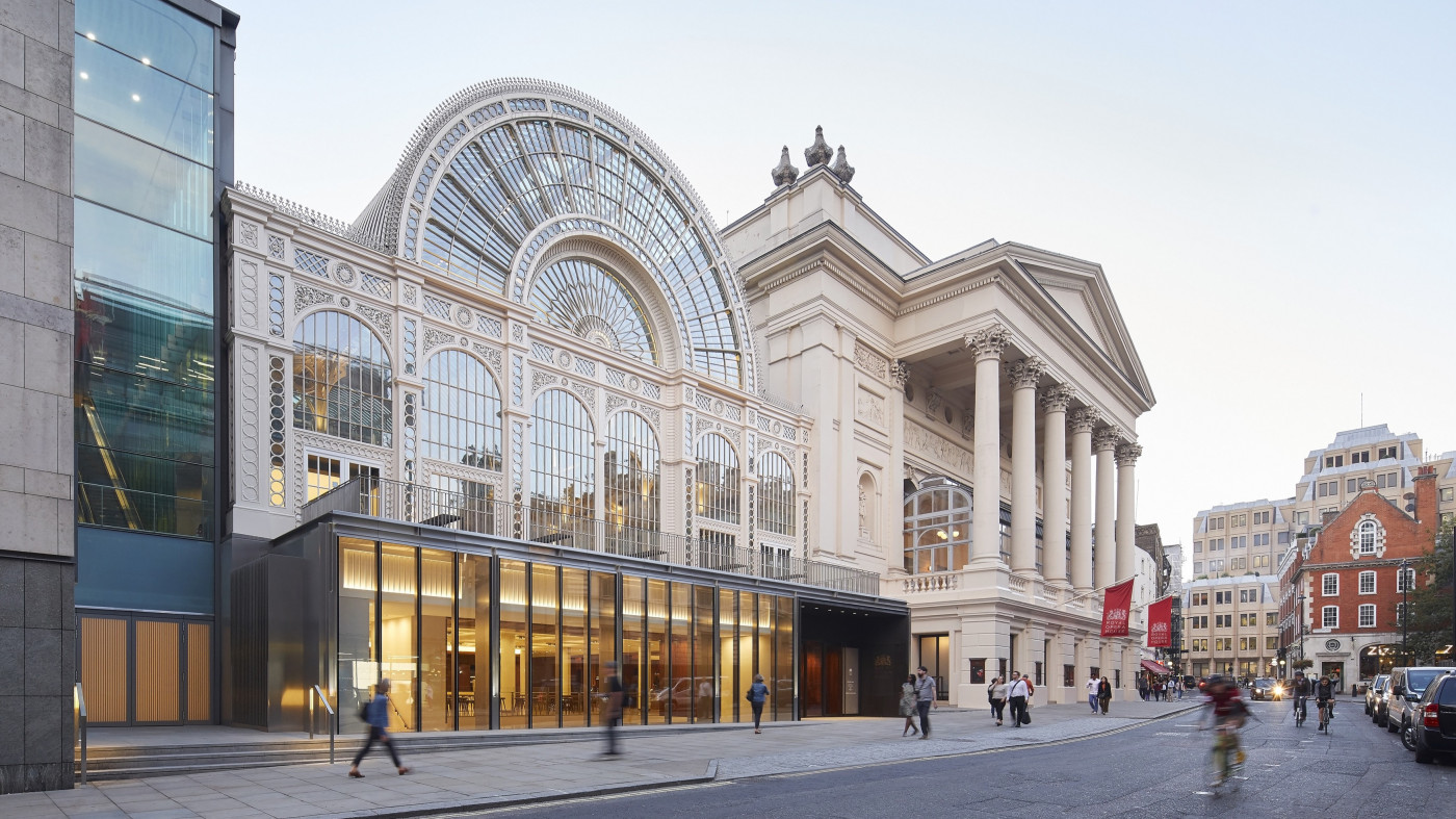 """Opening 21 September 2018: """"Open Up"""" at the Royal Opera House"""