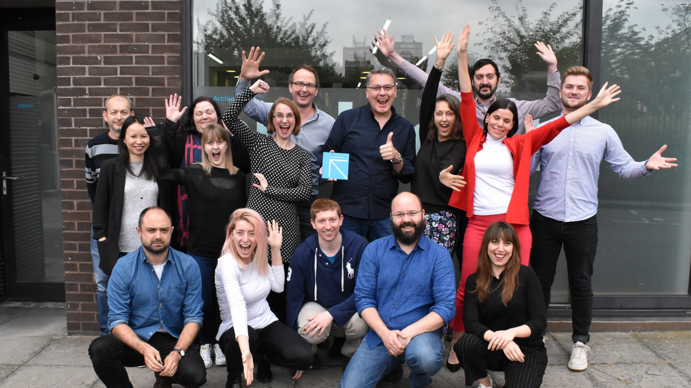 Endpoint wayfinding strategy wins SEGD Global Design Award