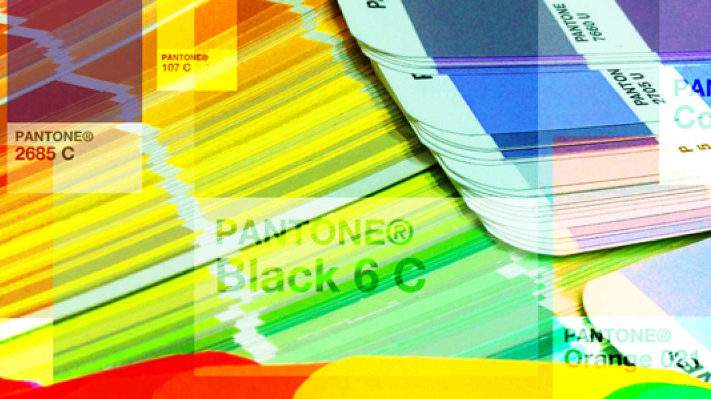 Colour in branding: P-P-P Pick up a Pantone