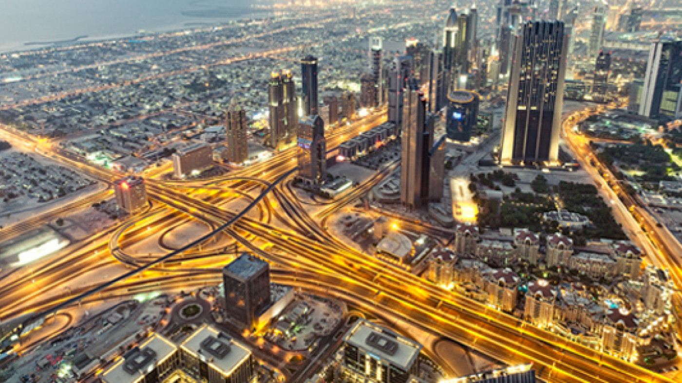 The challenges of Wayfinding in Dubai