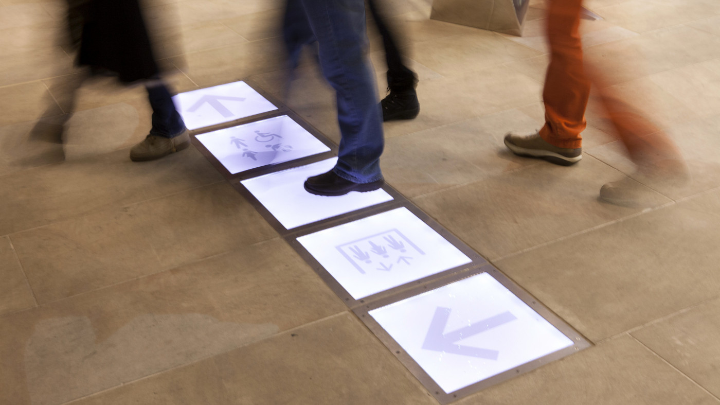 Top 10 wayfinding tips for property developers