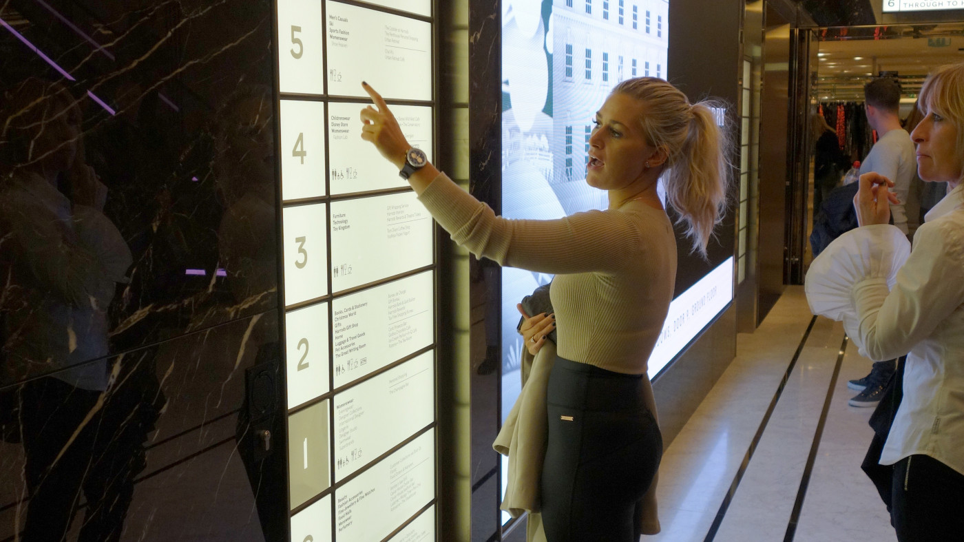 Rethinking Retail: Wayfinding in the Digital Age
