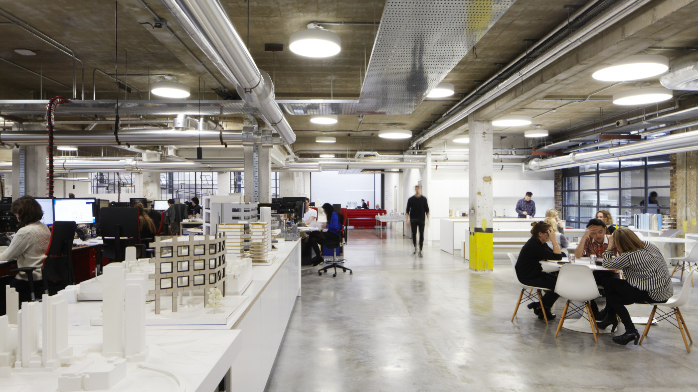 Project Endpoint: Building a more creative workplace