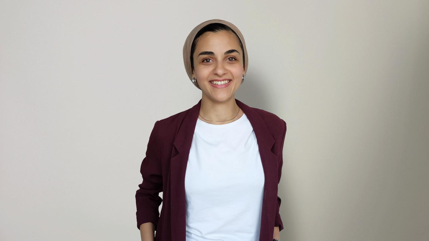 Fusing Classic & Modern: Wayfinding designer Noor Alshawa's path to Endpoint