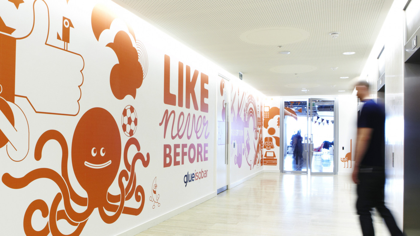 Environmental Graphics: Playing its part in transforming the modern workplace