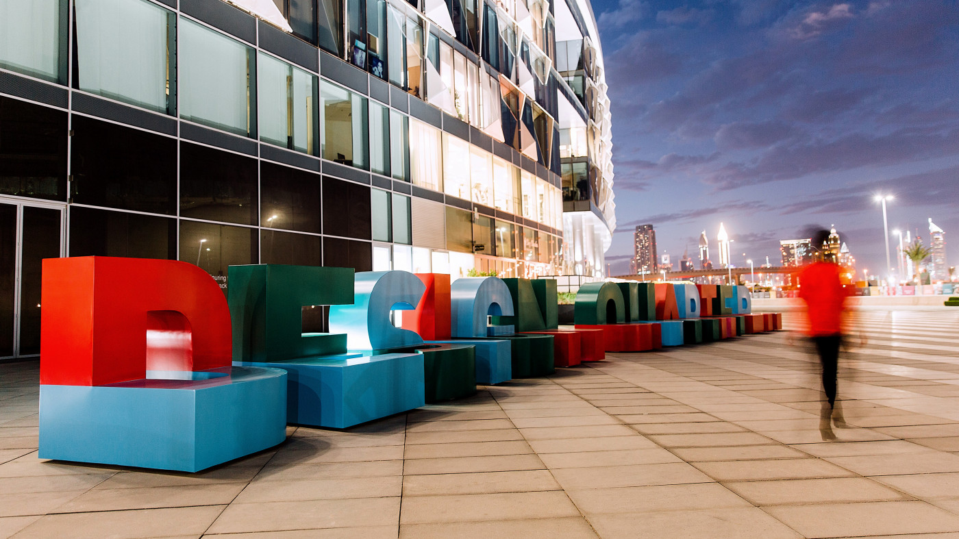 Creative placemaking for the new home of the creative industries.