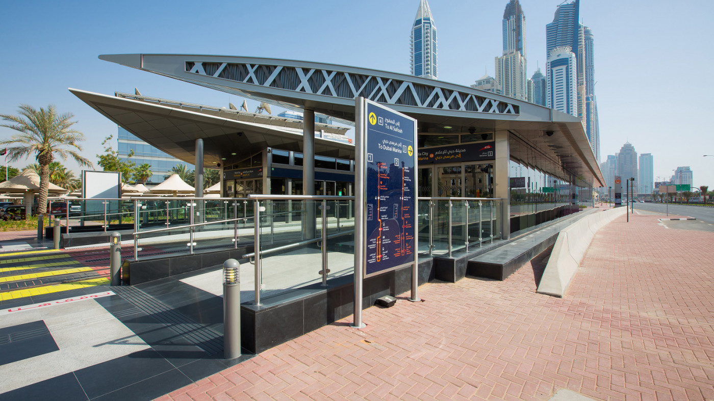 Right on track, Dubai Tram opens