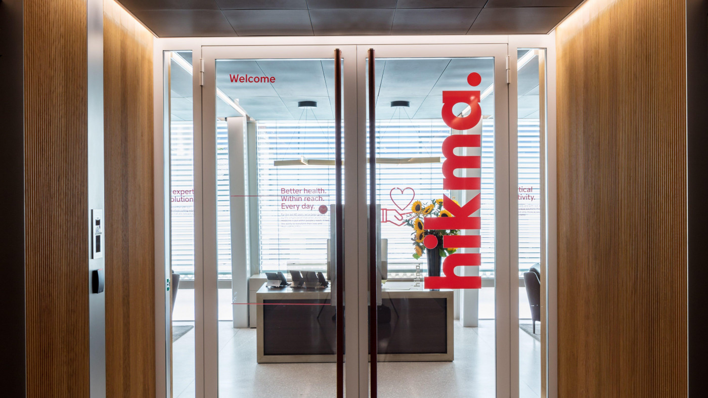 Comprehensive corporate signage design to support Hikma's global rebranding ambitions
